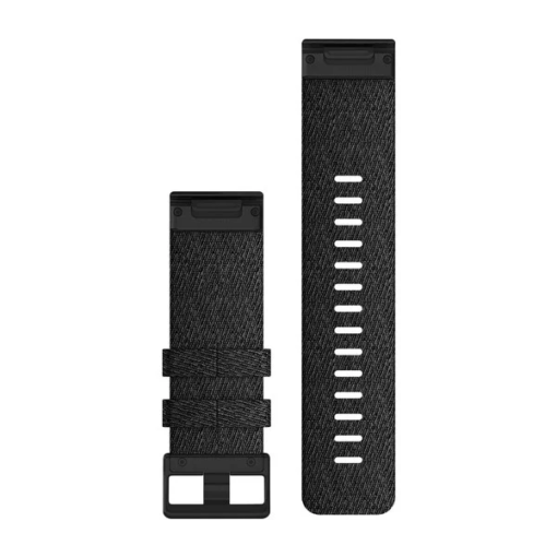 010-12864-07 cinturino garmin 26 mm nylon nero