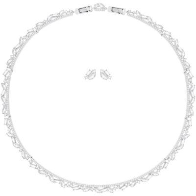 parure donna swarovski collana e orecchini in offerta susa. offerta parure swarovski provincia di torino, ottima idea regalo swarovski parure henrietta