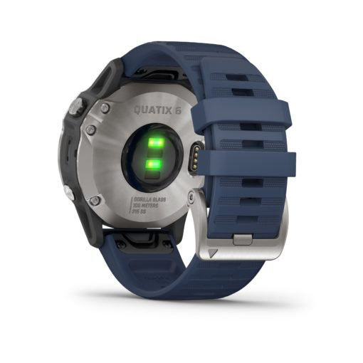 Garmin quatix 6 captain blue in offerta