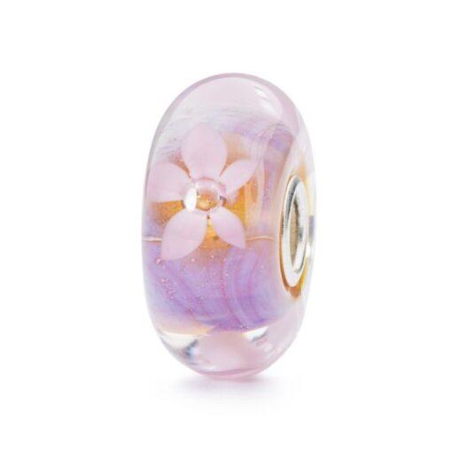 Trollbeads in vetro Beads Anemone di Mare TGLBE-10200 idea regalo donna