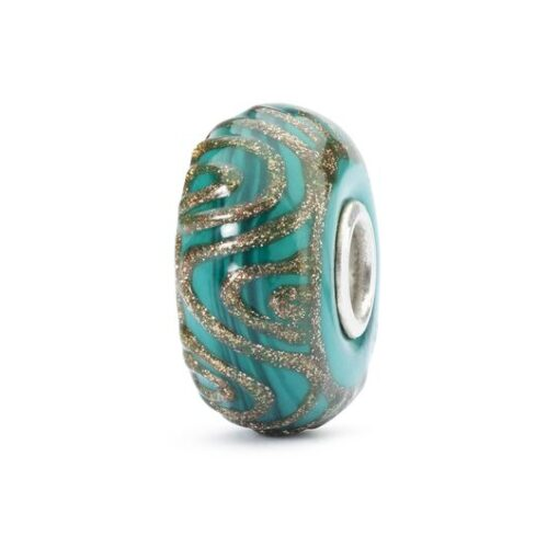 Trollbeads in vetro Beads Cogli l'Attimo TGLBE-10406 bracciale idea regalo donna