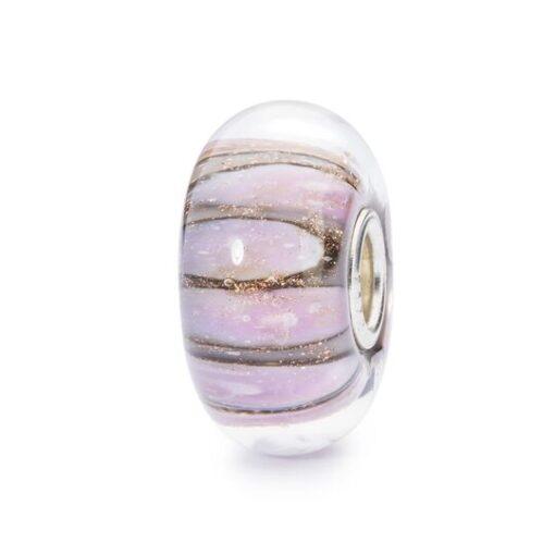 Trollbeads in vetro Beads Conchiglia di Venere TGLBE-10199 idea regalo donna
