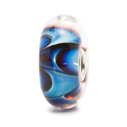 Trollbeads in vetro Beads Danza da Sogno TGLBE-10141 idea regalo donna