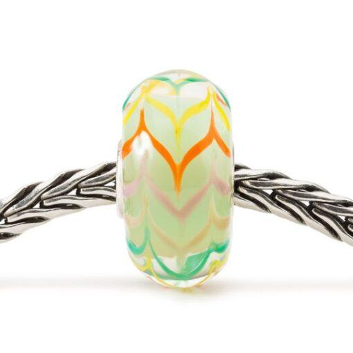 Beads in vetro Fedeltà TAGBE-20105 estate 2020 Trollbeads