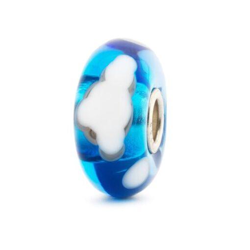 Trollbeads in vetro Beads Il Lato Positivo TGLBE-10175 idea regalo donna