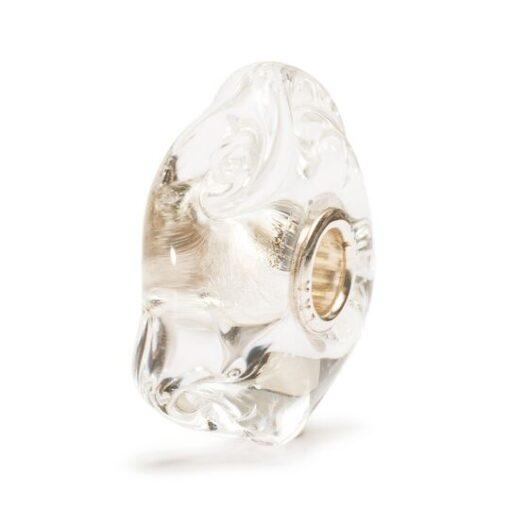 Trollbeads in vetro Beads Luce di Spirito TGLBE-10146 idea regalo donna