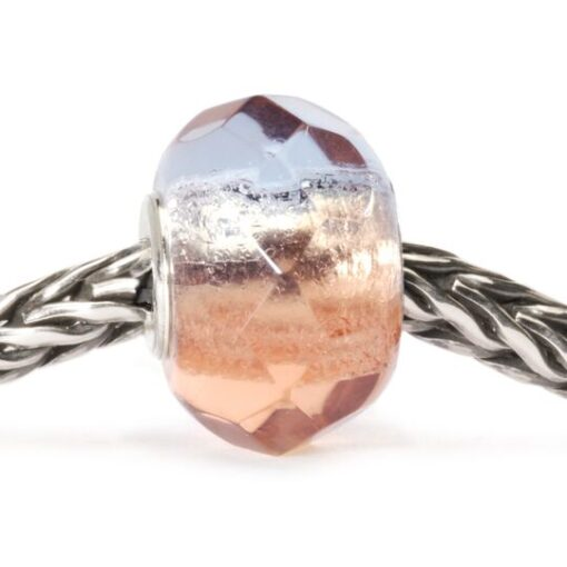 Beads Trollbeads in vetro donna idea regalo Prisma Rosa TGLBE-00151 €25
