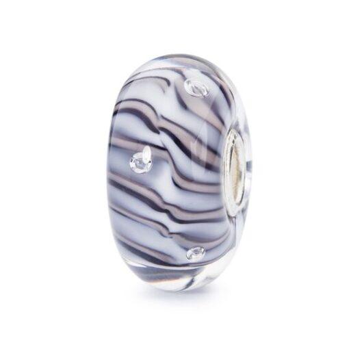 Trollbeads in vetro Beads Promessa di Nettuno TGLBE-10201 idea regalo donna