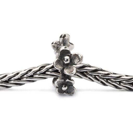 Trollbeads Beads Girlanda di Fiori TAGBE-00256
