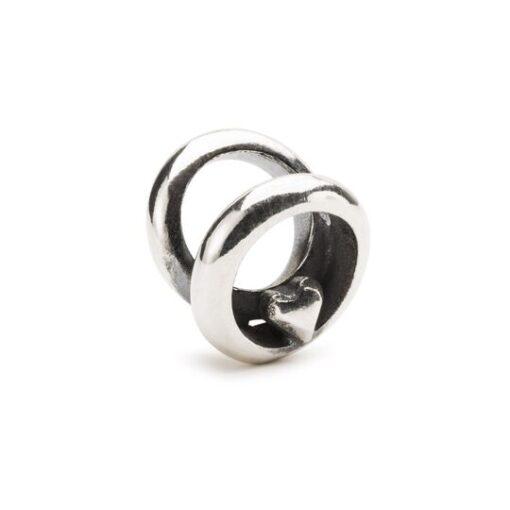 Trollbeads in argento Beads Vero Amore TAGBE-10237 novità 2020