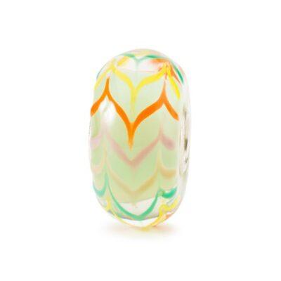 Beads Trollbeads in vetro 2020 novità Fedeltà TAGBE-20105