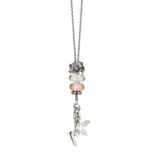 Idea regalo donna 2020 Collana Trollbeads TAGBO-01258 Storia Felice