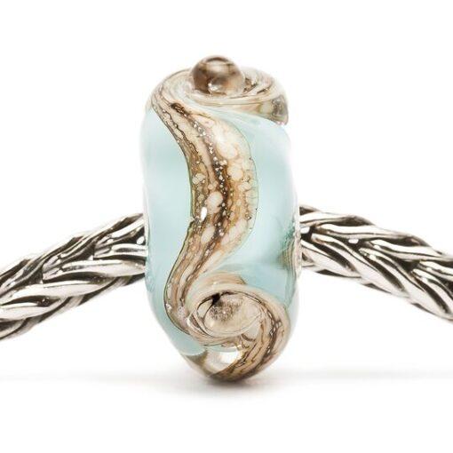 Beads Trollbeads in vetro idea regalo donna Tracce TGLBE-10144