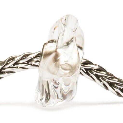 Beads Trollbeads in vetro idea regalo donna Luce di Spirito TGLBE-10146