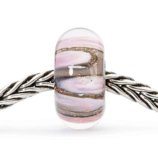 Beads Trollbeads in vetro idea regalo donna Conchiglia di Venere TGLBE-10199