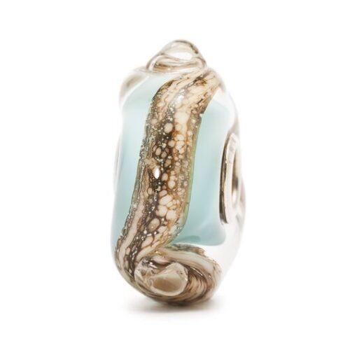 Trollbeads in vetro Beads Tracce TGLBE-10144 idea regalo donna