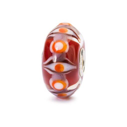 TGLBE-10460 Beads Trollbeads Benessere in vetro - Idea raglo