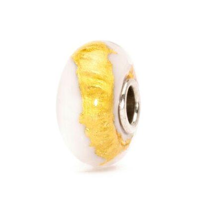 TGLBE-20045 Beads Trollbeads Chakra Corona in vetro