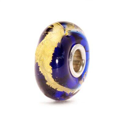 TGLBE-20043 Beads Trollbeads Chakra Gola in vetro