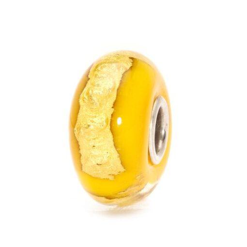 TGLBE-20041 Beads Trollbeads Chakra Potere in vetro