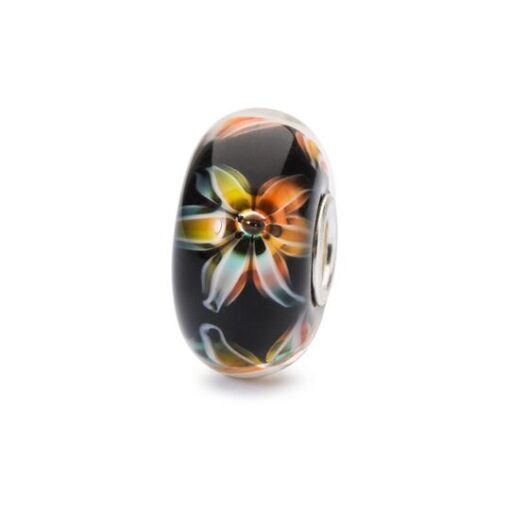 TGLBE-10451 Beads Trollbeads Fiore dell'Equilibrio in vetro idea regalo donna