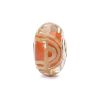 TGLBE-10461 Beads Trollbeads Ghirigoro in vetro novità donna
