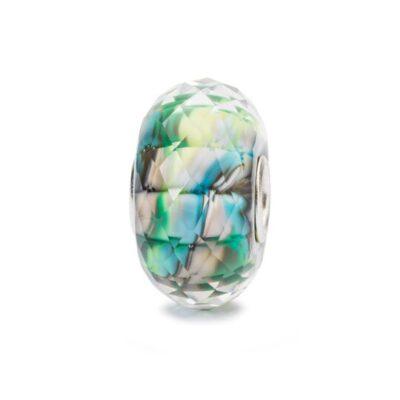 TGLBE-30031 Beads Trollbeads Silenzio della Natura in vetro