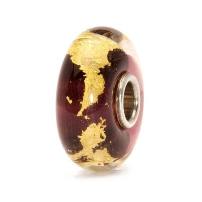 TGLBE-20044 Beads Trollbeads Terzo Occhio in vetro