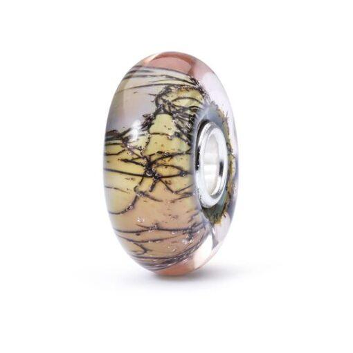 Trollbeads in vetro Beads Foresta Incantata TGLBE-10412 bracciale idea regalo donna