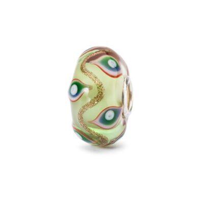 Trollbeads in vetro Beads Illusione TGLBE-10426 bracciale idea regalo donna