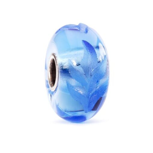 TGLBE-20011 Beads Trollbeads Intarsio Poesia in vetro