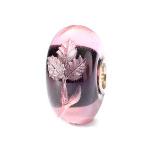 TGLBE-20005 Beads Trollbeads Intarsio Rosain vetro