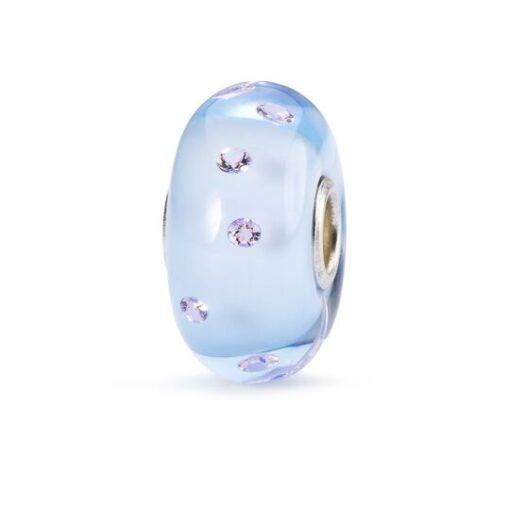 Beads in vetro con Zirconi Onestà TGLBE-00079