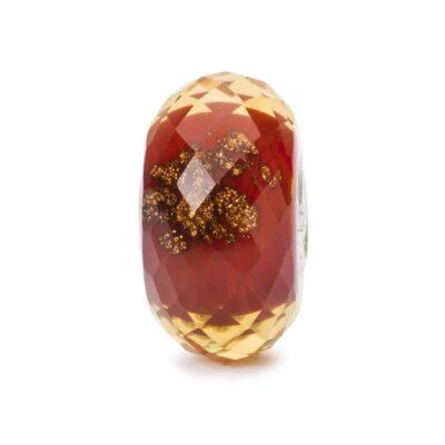TGLBE-30037 Beads Trollbeads Scintilla della Passione in vetro