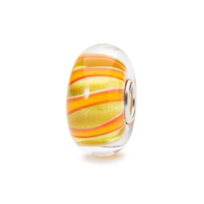 TGLBE-10457 Beads Trollbeads Strisce Sogno in vetro novità donna