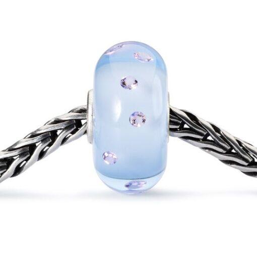 Offerta Trollbeads - beads in vetro con Zirconi Onestà TGLBE-00079