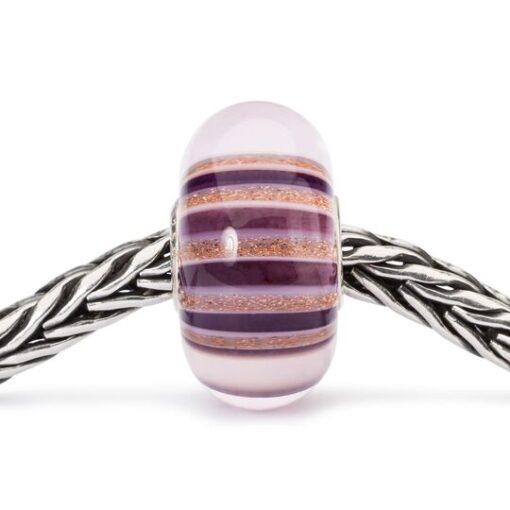 Beads Trollbeads in vetro idea regalo donna Polvere di Stelle TGLBE-10425