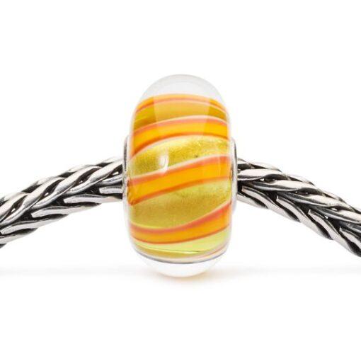 Beads Trollbeads Strisce Sogno in vetro idea regalo comunione