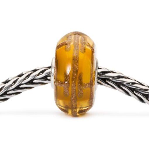 Beads Trollbeads Scintilla del Sogno in vetro TGLBE-10458