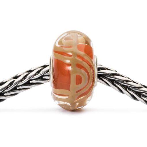 Beads Trollbeads Ghirigoro in vetro idea regalo comunione