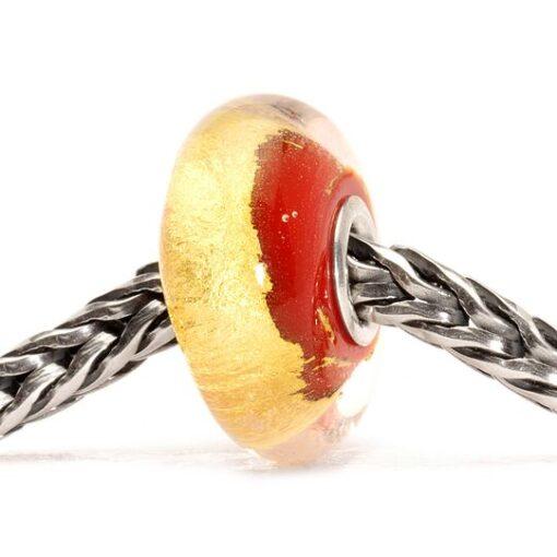 Offerta Beads Trollbeads Collezione Chakra Radice in vetro TGLBE-20039