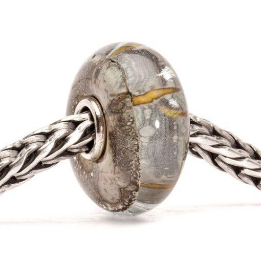 Beads Trollbeads Montagna Argento in vetro idea regalo comunione