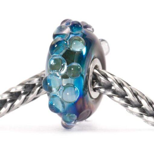 Offerta Beads Trollbeads TGLBE-20057 ceano di Luna in vetro