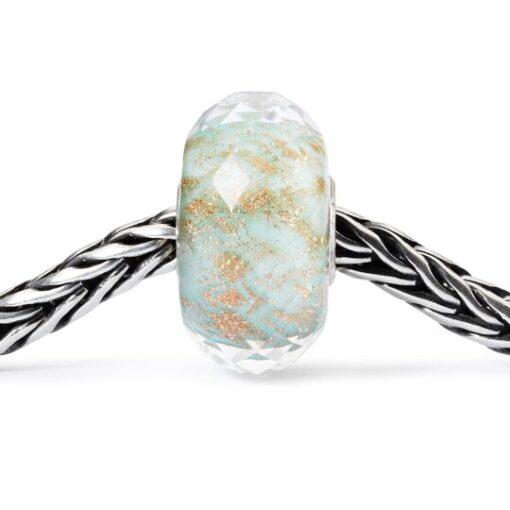 Offerta Beads Trollbeads TGLBE-30015 Meditazione in vetro