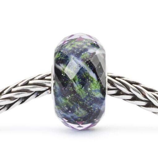 Offerta Beads Trollbeads TGLBE-30036 Luce del Nordin vetro
