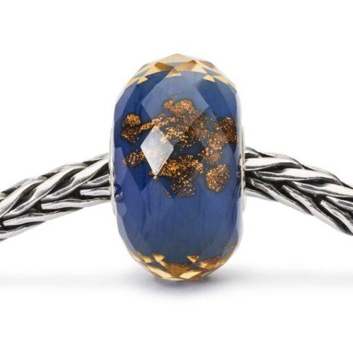 Offerta Beads Trollbeads TGLBE-30038 Scintilla della Serenità in vetro