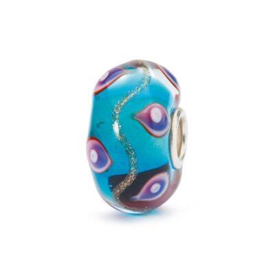 Trollbeads in vetro Beads Tentazione TGLBE-10427 bracciale idea regalo donna