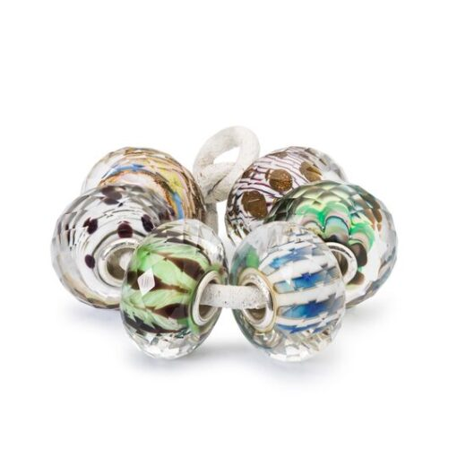 TGLBE-00163 Trollbeads Set All'Avventura in vetro