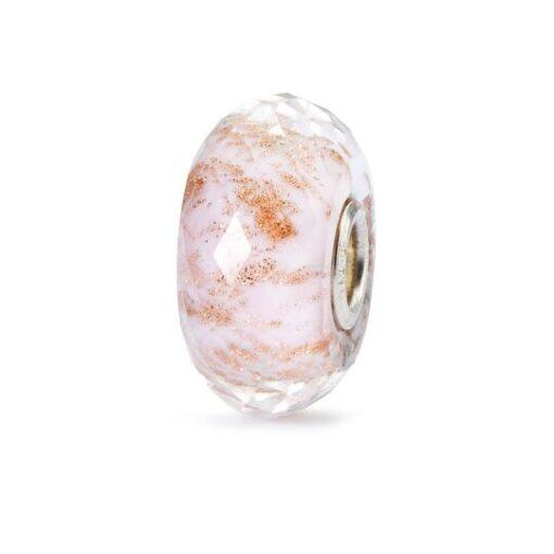 TGLBE-30016 Cuore di ciliegio - s - beads in vetro