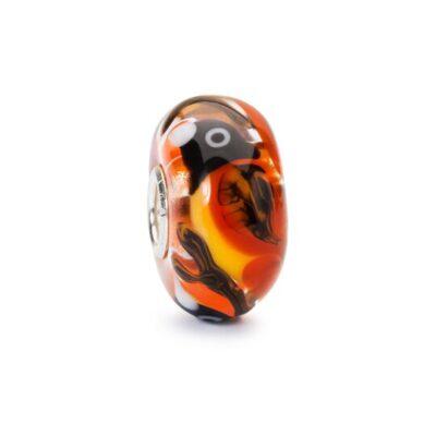 TGLBE-10455 Beads Trollbeads in vetro Volo della Gioia Idea regalo